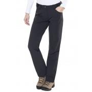 VAUDE Trenton II Pants Women black 2017 Softshellhosen
