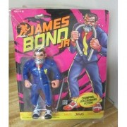 1991 James Bond Jr Jaws (Chomping Jaw Crushing Action)