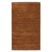 RugVista Handloom fringes - Brun matta 80x120 Modern Matta