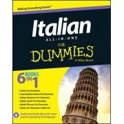 Italian All-in-One For Dummies by Antonietta Di Pietro