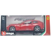 Bburago Ferrari FF 1:32 Die-cast Toy Car Model (Red)