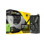 ZOTAC GeForce GTX 1060 6GB Mini ZT-P10600A-10L Three DP + HDMI + DVI Scheda Video Gaming VR Ready