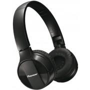 Casti Stereo Pioneer SE-MJ553BT-K, Bluetooth (Negru)