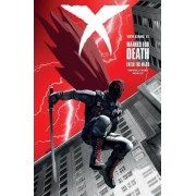X Volume 6: Marked for Death - Enter the Mark by Eric Nguyen