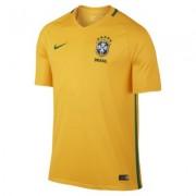 Camiseta de fútbol para hombre de la Brasil CBF de local para aficionados, temporada 2016