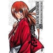 Rurouni Kenshin 01 by Nobuhiro Watsuk