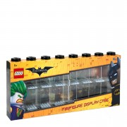 LEGO Batman Minifigure Display Case (Holds 16 Minifigures)