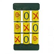 Backyard Discovery Tic Tac Toe, Green/Yellow