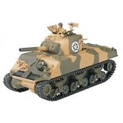 Vs Tanks A03102996 1/24 M4 Sherman Ir Battle Tank Desert 2.4 G Hz