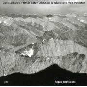 Muzica CD - ECM Records - Jan Garbarek / Ustad Fateh Ali Khan: Ragas and Sagas