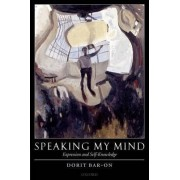 Speaking My Mind by Dorit Bar-On