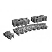 7499 Flexible and Straight Tracks