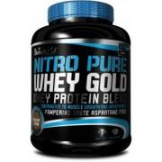 BioTech USA Nitro Pure Whey Gold epres vanilliakrém - 2270g