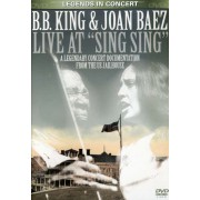 B.B. King & Joan Baez - Live At Sing Sing (0090204952601) (1 DVD)