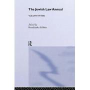 The Jewish Law Annual: Volume 15 by Berachyahu Lifshitz