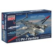 "Modelos Minicraft 1:72 Escala ""PV-1 Ventura USN Post War"" kit modelo"