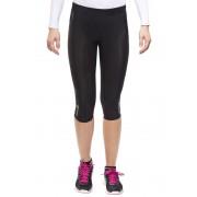 Skins A200 Pantaloni da corsa Donne nero L Pantaloncini da corsa