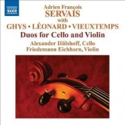 Servais/ Leonard/ Vieuxtemp - Duos For Cello & Violin (0747313218875) (1 CD)