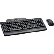 Mouse + Tastatura Kensington Pro Fit Wireless Media Desktop Set
