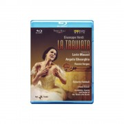 Angela Gheorghiu, Ramon Vargas, Roberto Frontali - Verdi La Traviata (Blu-Ray)