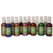 Chenille Kraft 4-Ounce Glitter Glue Assorted Set of 12