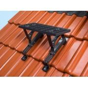Treapta metalica pentru acoperis