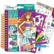 Style Me Up Inspired By Ariel Sketchbook To-Go