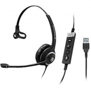 Sennheiser 506482 CIRCLE SC 230 MS II Single-Sided Wired Headset with In-Line Control