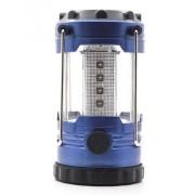 Hordozható 12 Led lámpa kemping lámpa elemes állítható fényerő - No.9789