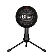 Blue Snowball iCE Condenser Microphone, Cardioid - Black
