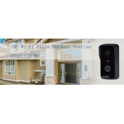 Free Shipping DAHUA Video Intercom Doorbell 1MP Wi-Fi Villa Outdoor Station Without Logo VTO2111D-WP