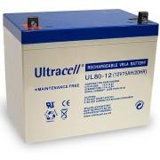 Bateria de Chumbo 12V 80A/h
