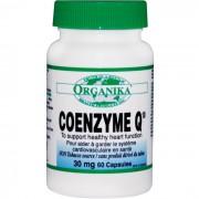 Coenzima Q10 30mg Antioxidant, asigura suport cardiovascular
