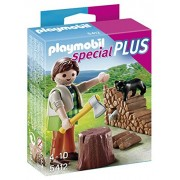 Playmobil Especiales Plus - Leñador (5412)