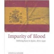Impurity of Blood by Joshua Goode