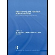 Reasserting the Public in Public Services by M. Ramesh