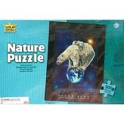 Wild Republic Nature Puzzle Majestic Polar Bear 500 pieces
