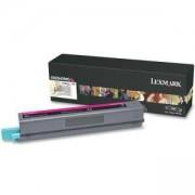 Тонер касета Lexmark X925 Magenta High Yield Toner Cartridge (7.5K), X925H2MG