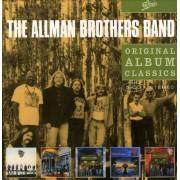 The Allman Brothers Band - Original Album Classics (0886974455028) (5 CD)