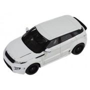 Modellino Auto Range Rover Evoque Onyx Rogue Edition 2012 Bianco Scala 1:43