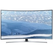 Televizor LED Samsung UE43KU6672, curbat, Ultra HD, smart, PQI 1600, USB, 43 inch, DVB-T2/C/S2, argintiu