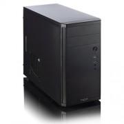 Fractal Design Core 1100 Series - Custodia micro ATX, colore: Nero / Perlato