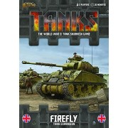 Tanks: British Sherman Firefly Tank Expansion Board Game