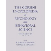 The Corsini Encyclopedia of Psychology and Behavioral Science, Volume 2 by W. Edward Craighead
