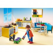 Playmobil Dollhouse Kitchenette with Lounge (5336)