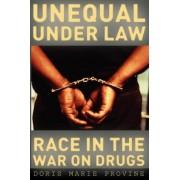 Unequal Under Law by Doris Marie Provine