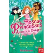 Rescue Princesses: Animals in Danger by Paula Harrison