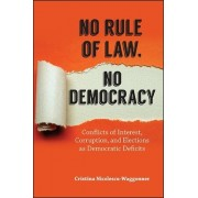 No Rule of Law, No Democracy: Conflicts of Interest, Corruption, and Elections as Democratic Deficits