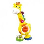 Musical Giraffe Quartet Four Piece Music Play Set
