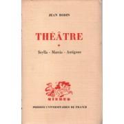 Theatre 1 / Scylla-Marcia -Antigone